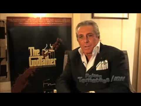 Gianni Russo interview part 1